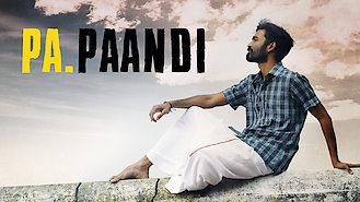 Power Paandi (2017) on Netflix in the USA