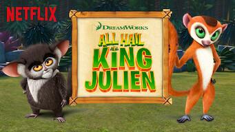 All Hail King Julien: Season 5