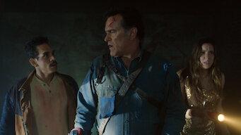 Está Ash Vs Evil Dead Season 3 Episodio 10 En Netflix Reino Unido