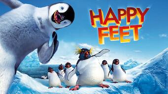 Is Happy Feet 2006 On Netflix Norway