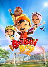 Search netflix BoBoiBoy