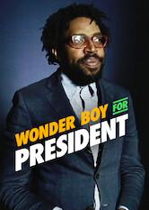 Search netflix Wonder Boy for President